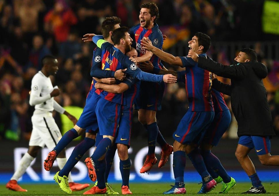 003e4ea3ba40 Petition calling for Barcelona vs Paris Saint-Germain to be replayed ...