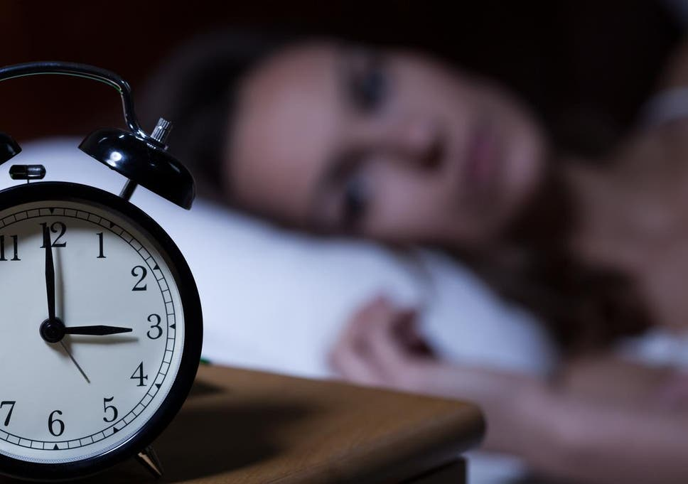 Why do you stop feeling tired the second you get into bed? | The