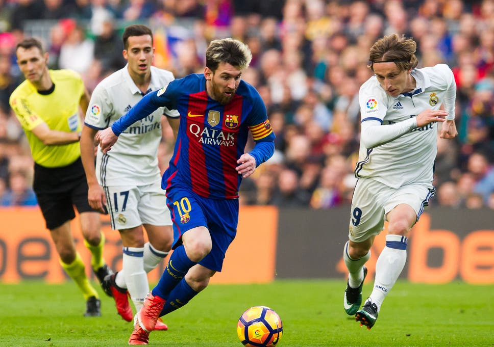 Real Madrid and Barcelona face prospect of three Clásicos in 11 days ... eab31d3497c69