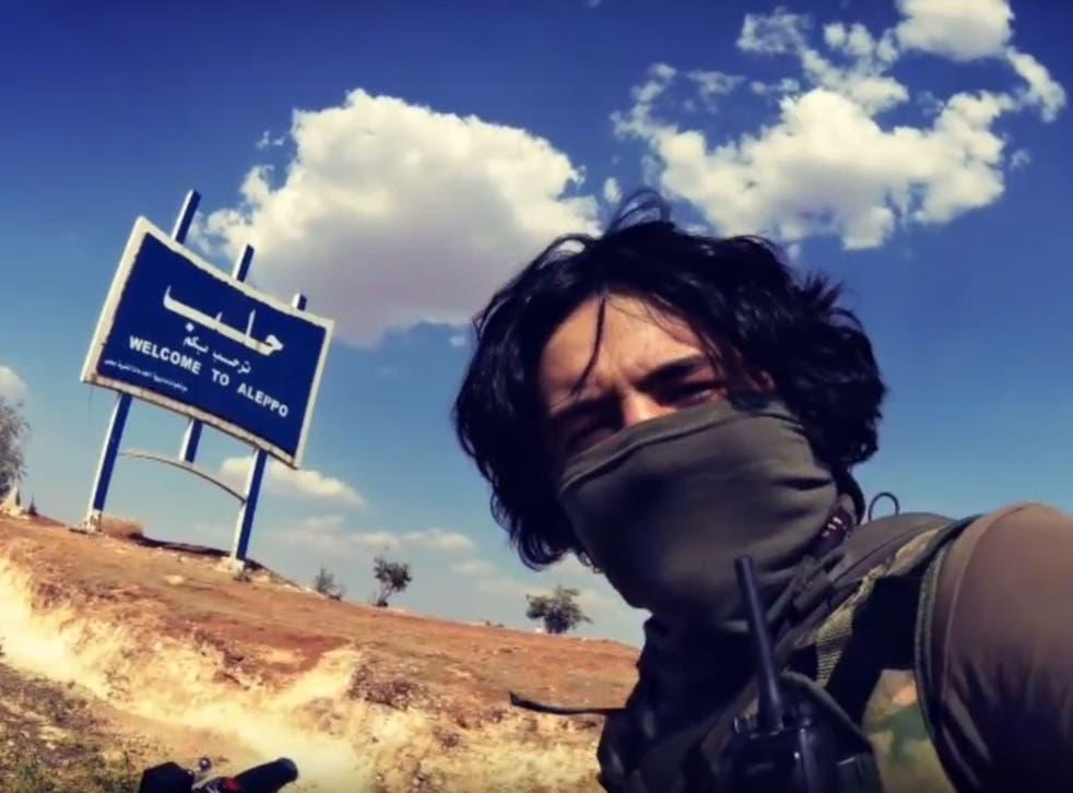 The fate of Uzbek jihadist Abu Rofiq who started Malhama Tactical remains unclear