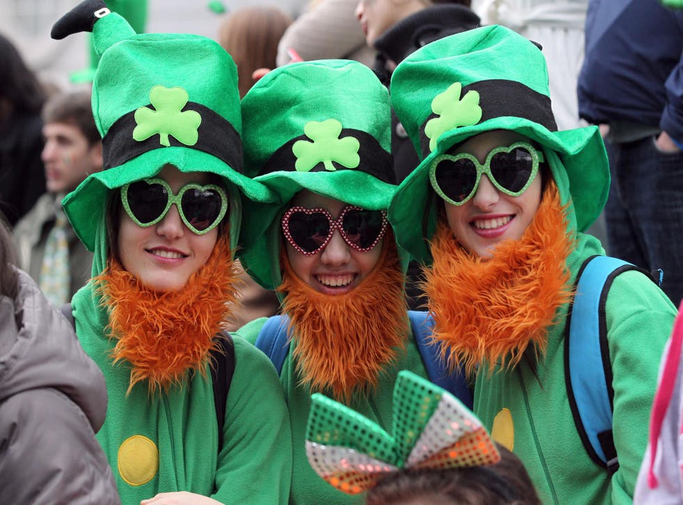 St Patrick's Day in Dublin sees an influx of tourists and drinking. It's time to stop, say these locals