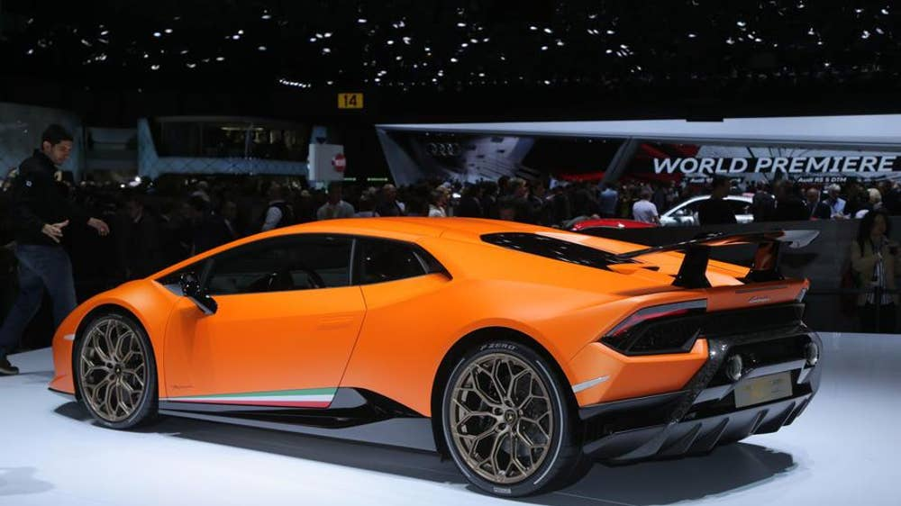 Lamborghini Huracan Performante 0 62mph In 2 9sec And An Asking