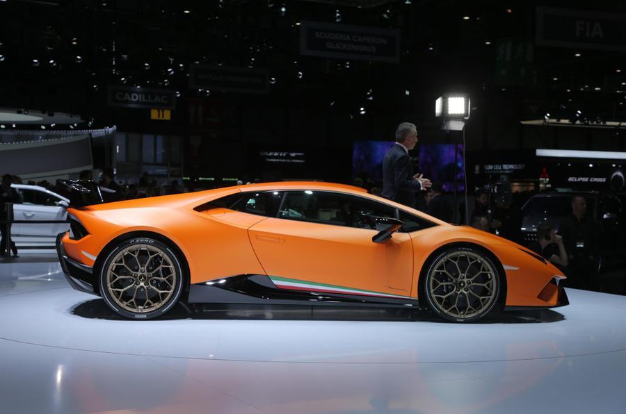 Lamborghini Huracan Performante 0 62mph In 2 9sec And An Asking