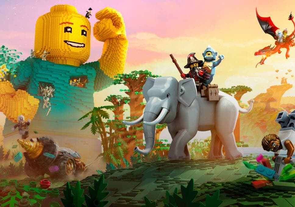 Lego Worlds review: 'Well worth the wait' | The Independent
