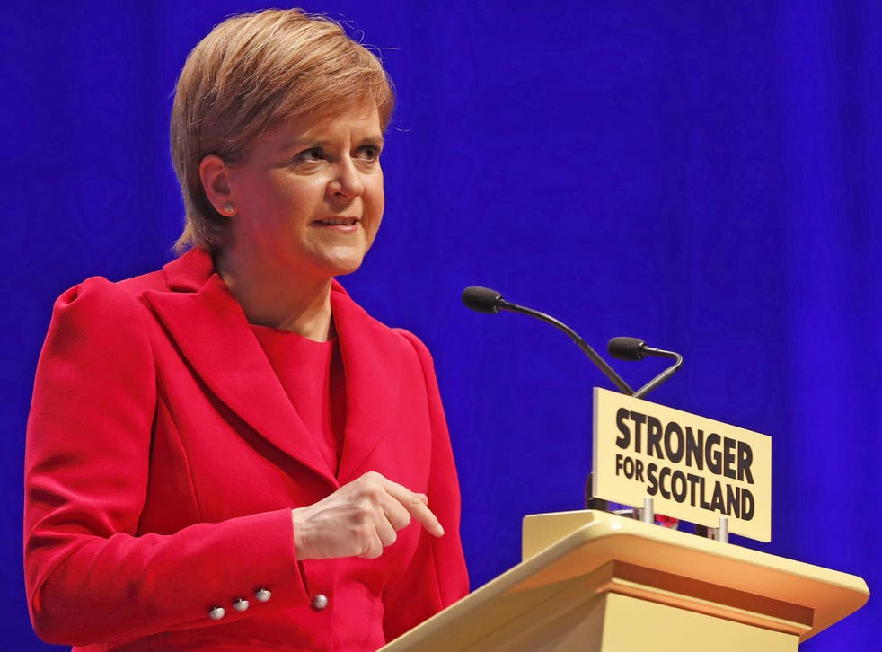 The comments emerged after poll by YouGov poll found that 57 per cent of Scottish voters would reject independence if asked a second time