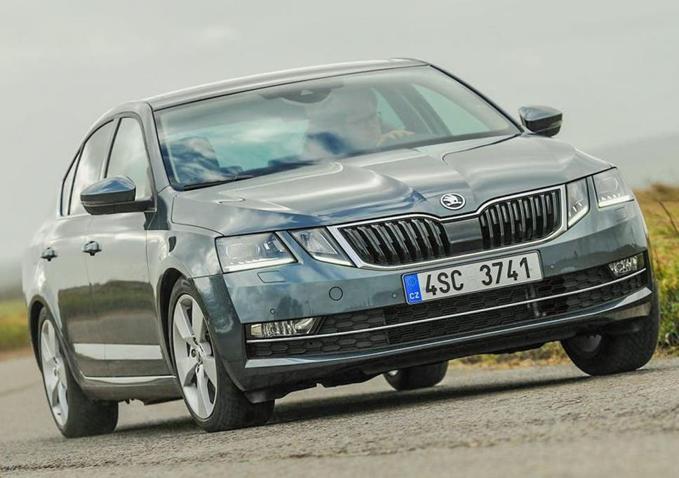 review: skoda octavia 1.4 tsi | the independent