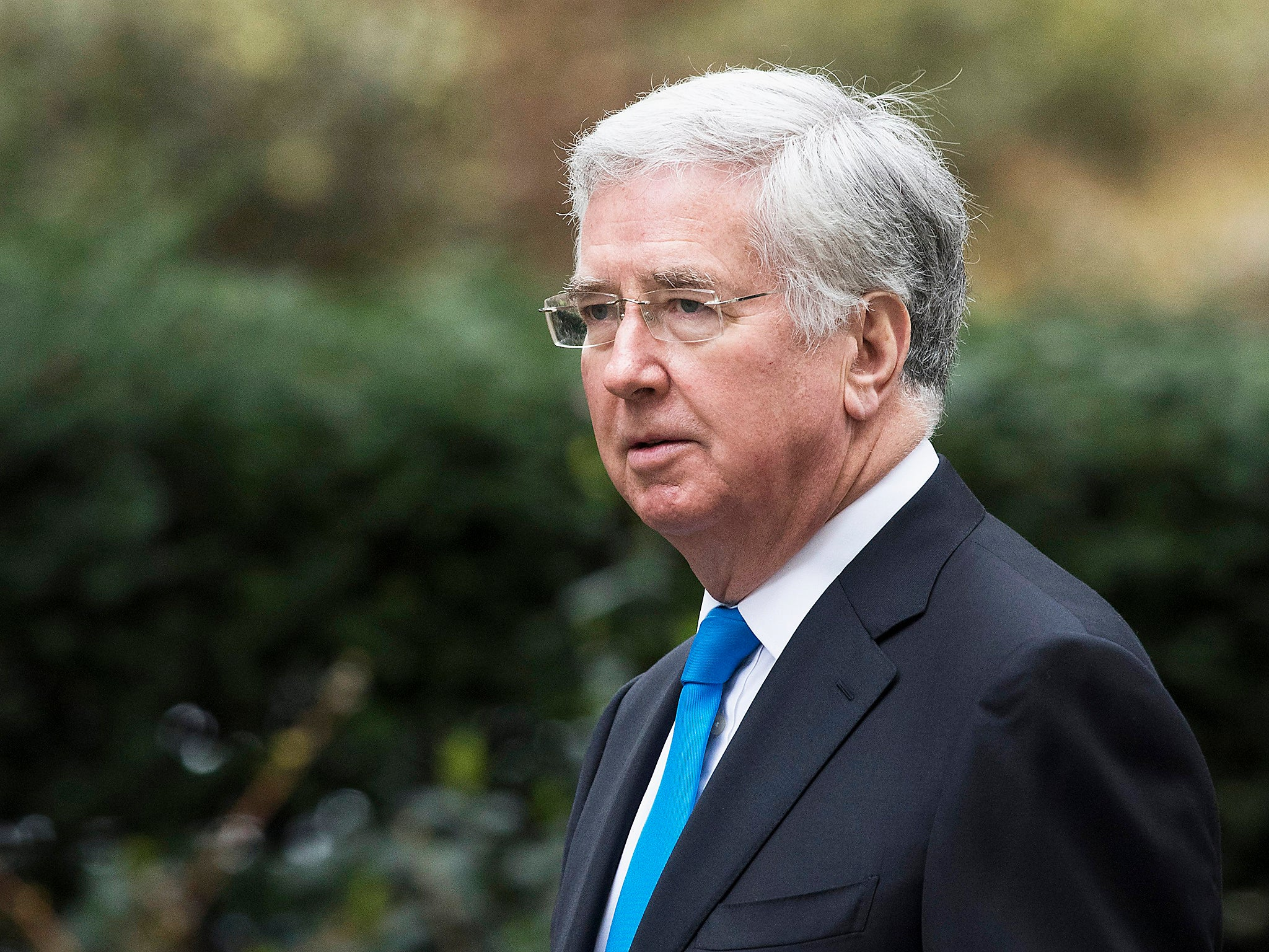 Image result for michael fallon