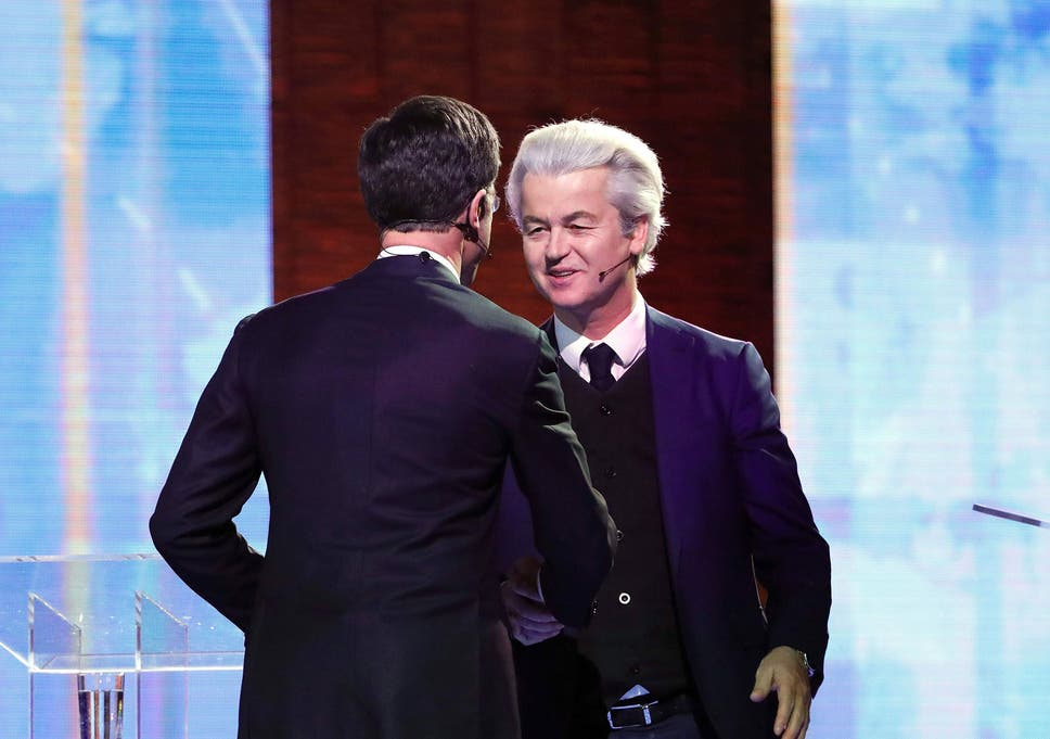 f870b2a58ea Netherlands  far-right politician Geert Wilders (R) of the PVV party and