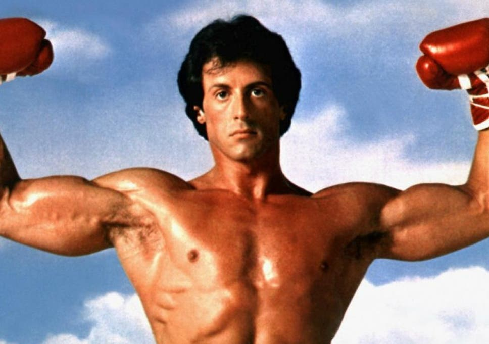 sylvester stallone drank 25 cups of coffee a day while shooting
