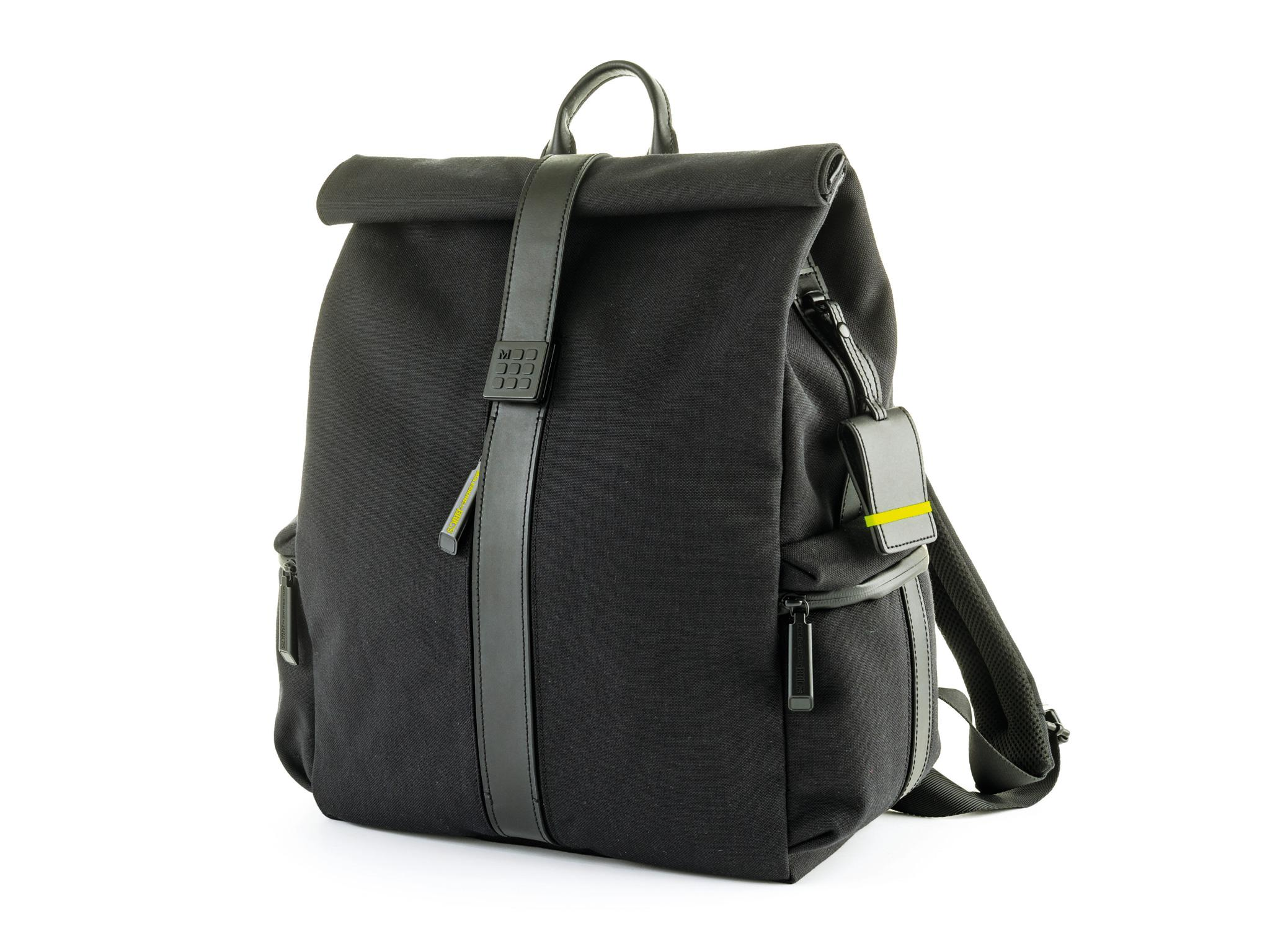 3484e13285d Bric s Moleskine Roll Top Backpack  £299.99, Moleskine