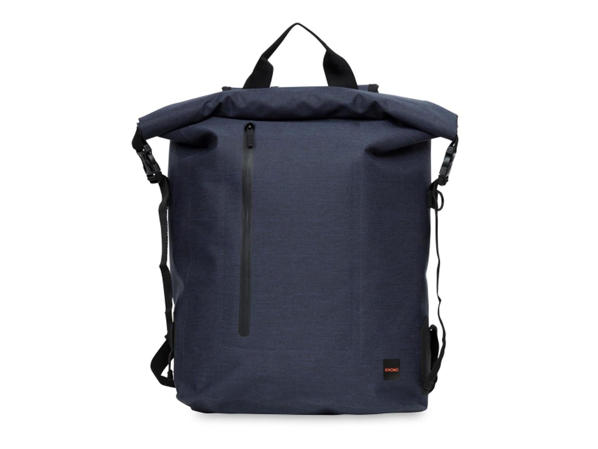 4a098b2ac35 Knomo Cromwell Roll Top Backpack  £89, Knomo