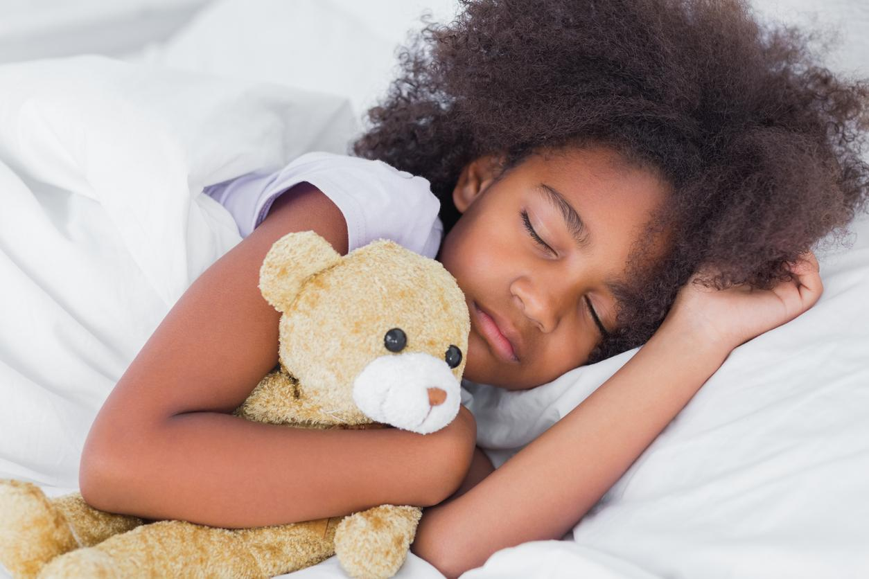 When to put children to bed? Chart tells parents exact time for bedtime stories