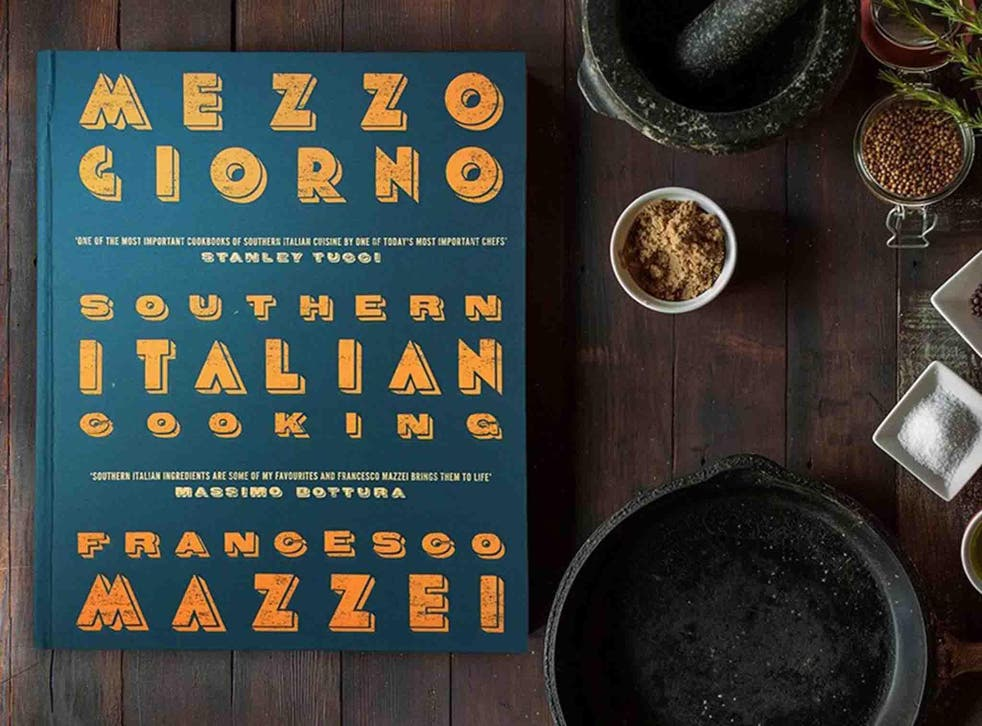 Time to cook: 'Mezzogiorno' means midday and is also the word used to refer to the south of Italy