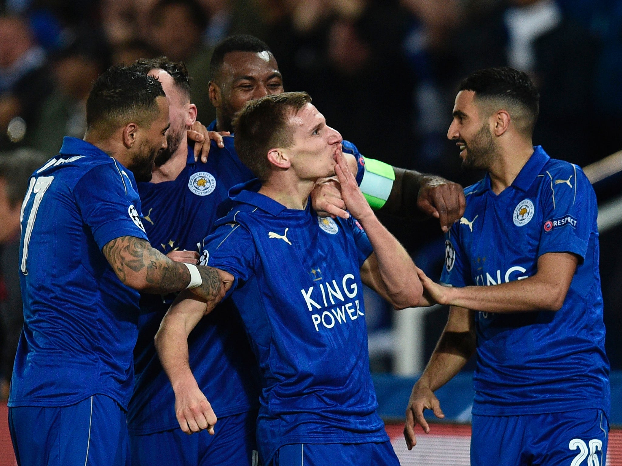 Leicester could teach a thing or two to Arsenal, Tottenham and others when it comes to performing in Europe