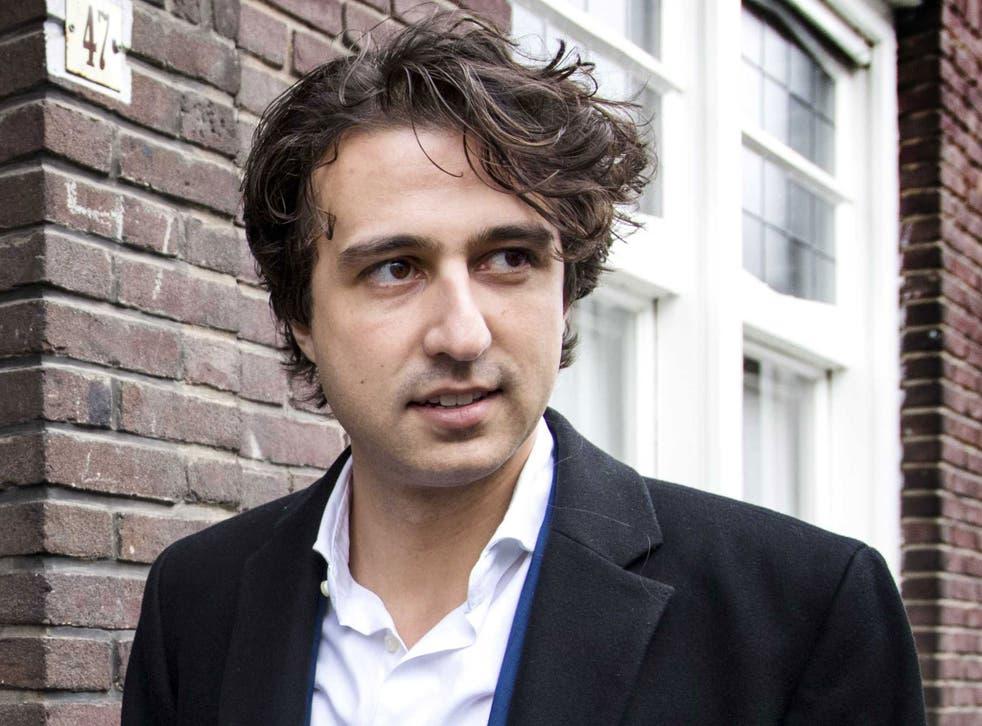 Jesse Klaver, leader of the Dutch GreenLeft
