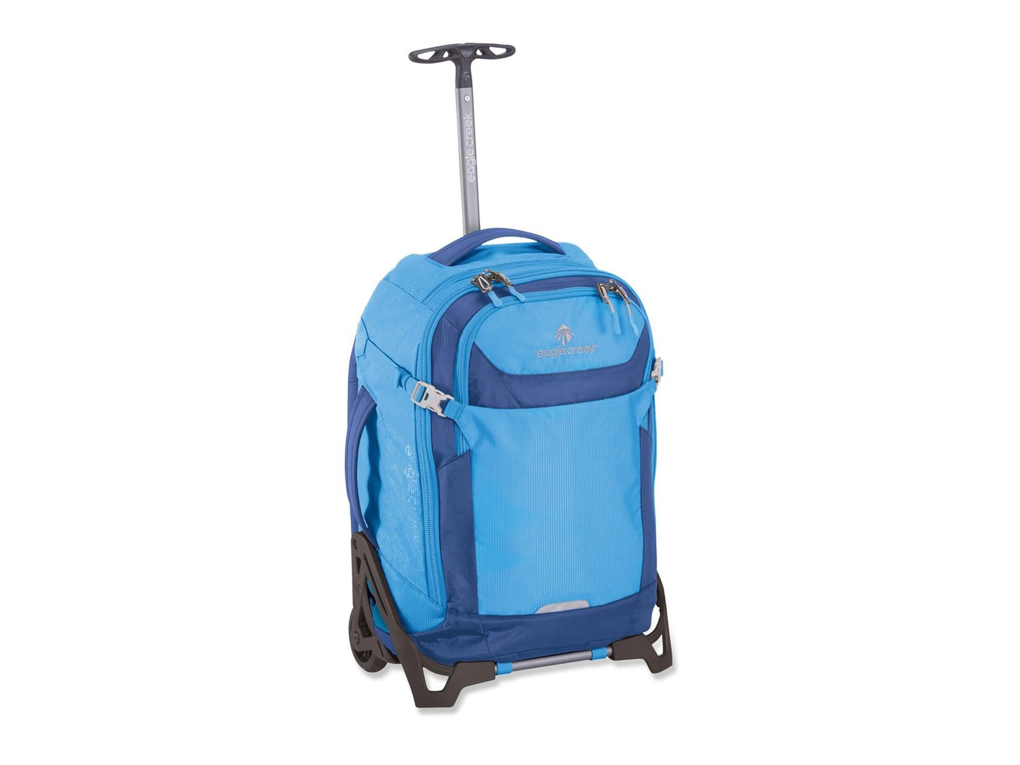 7 Best Wheeled Travel Bags The Independent Blue Corner Classic Lightweight Duffel Navy For Unpredictable Environments This Super