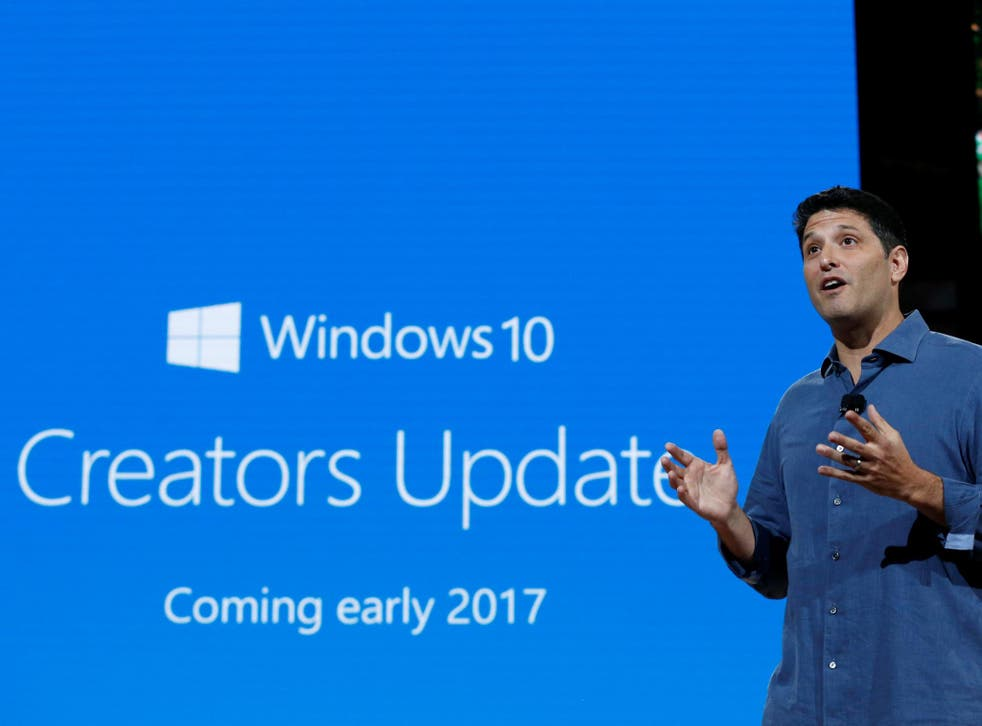 Last year's Anniversary Update took seven months to reach 90 per cent of the Windows users eligible for the upgrade