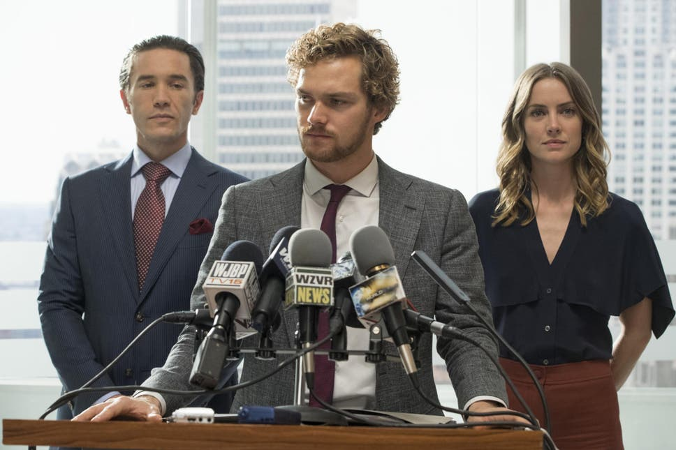 Iron fist has finn jones on the defensive our interview with the finn jones as danny rand in the netflix series iron fist spiritdancerdesigns Gallery