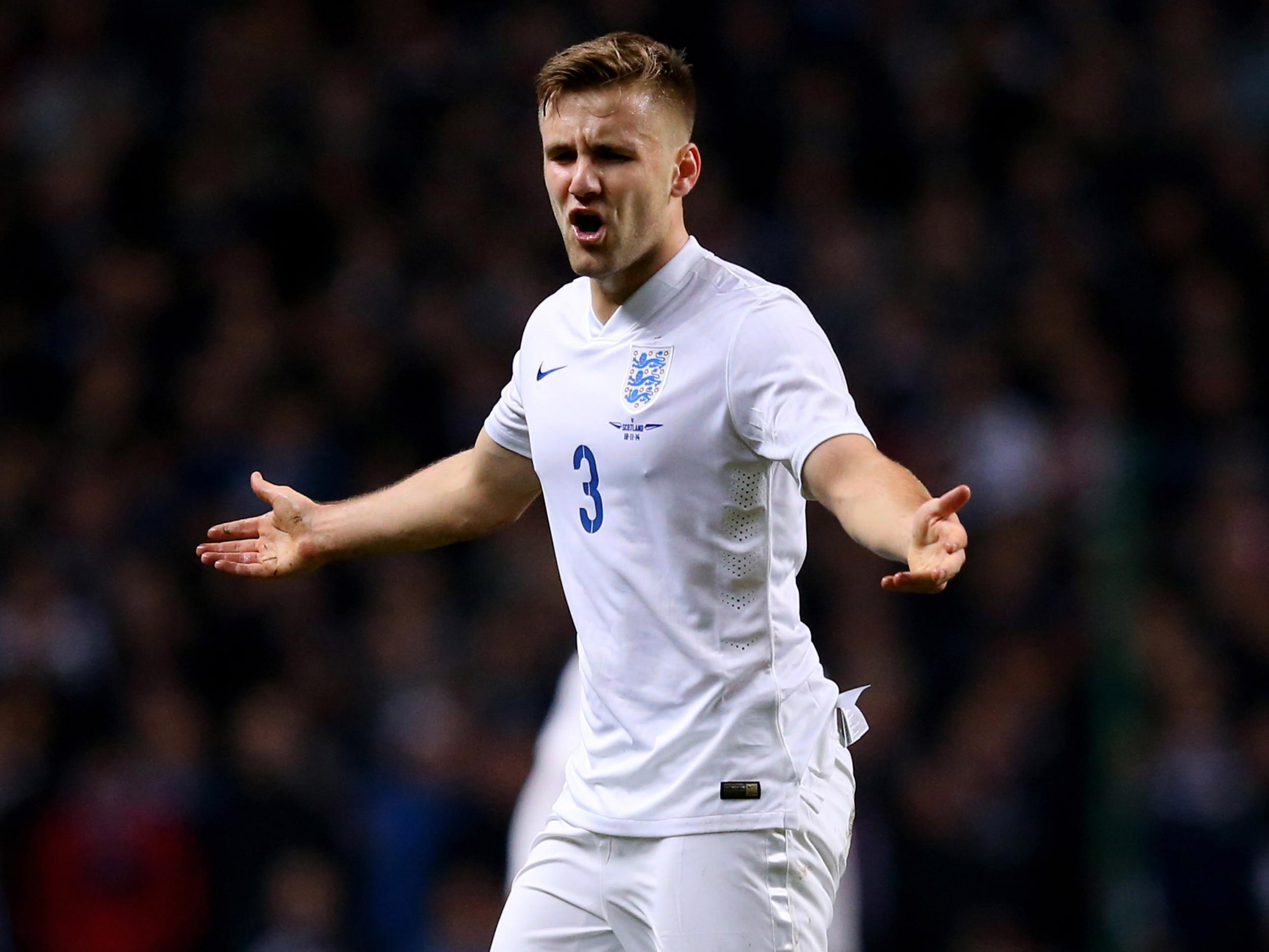 Gareth Southgate admits Luke Shaw s England inclusion was an