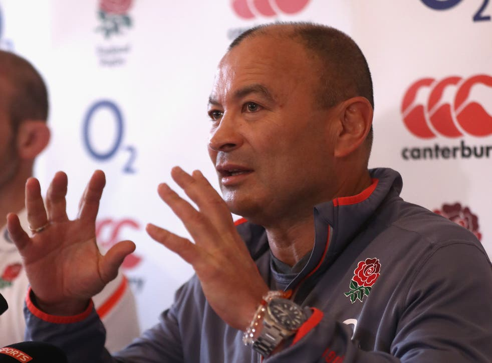 Eddie Jones has stressed the importance of winning consecutive Grand Slams to his squad