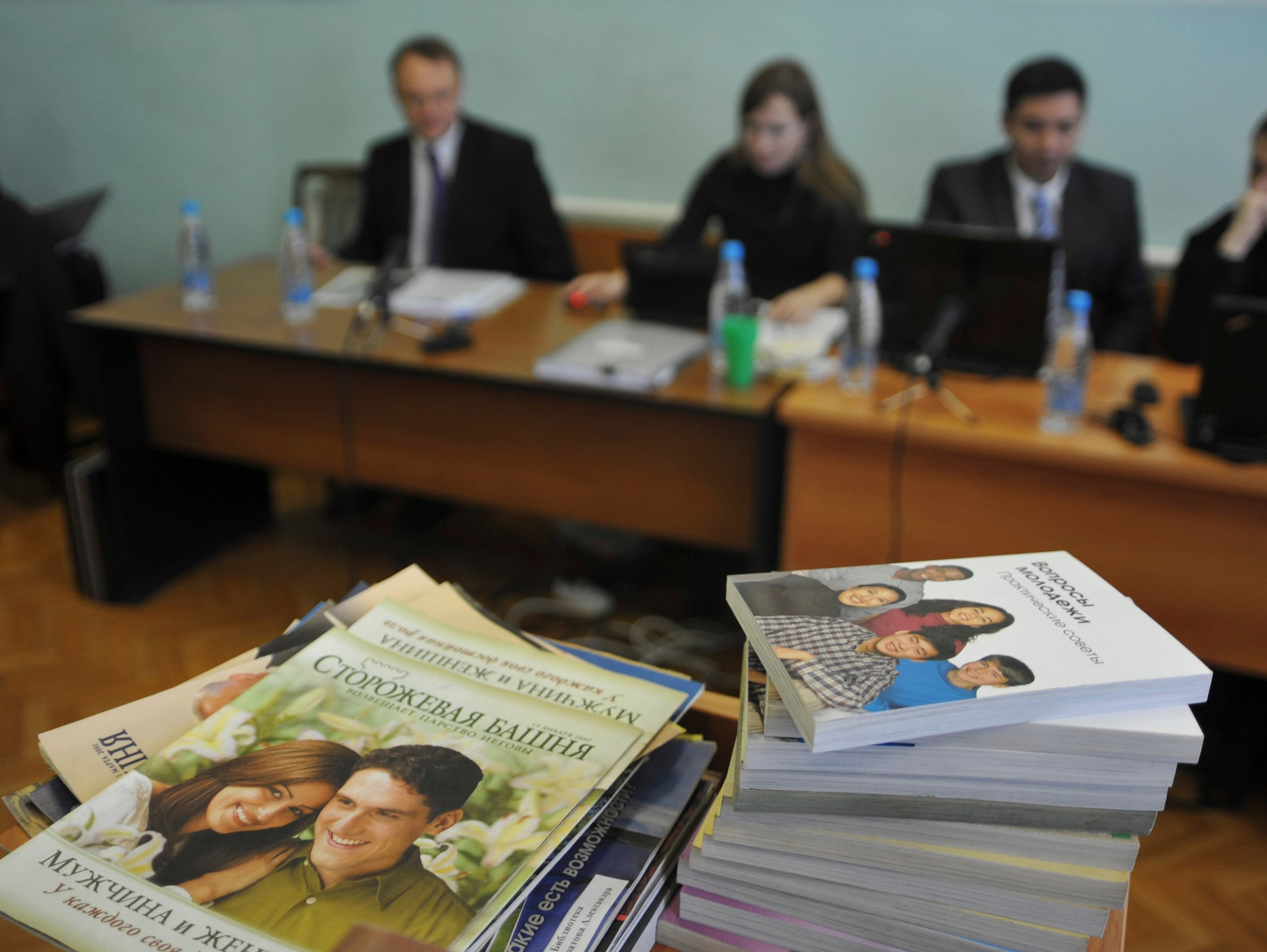 Jehovah's Witnesses ban comes into force in Russia after