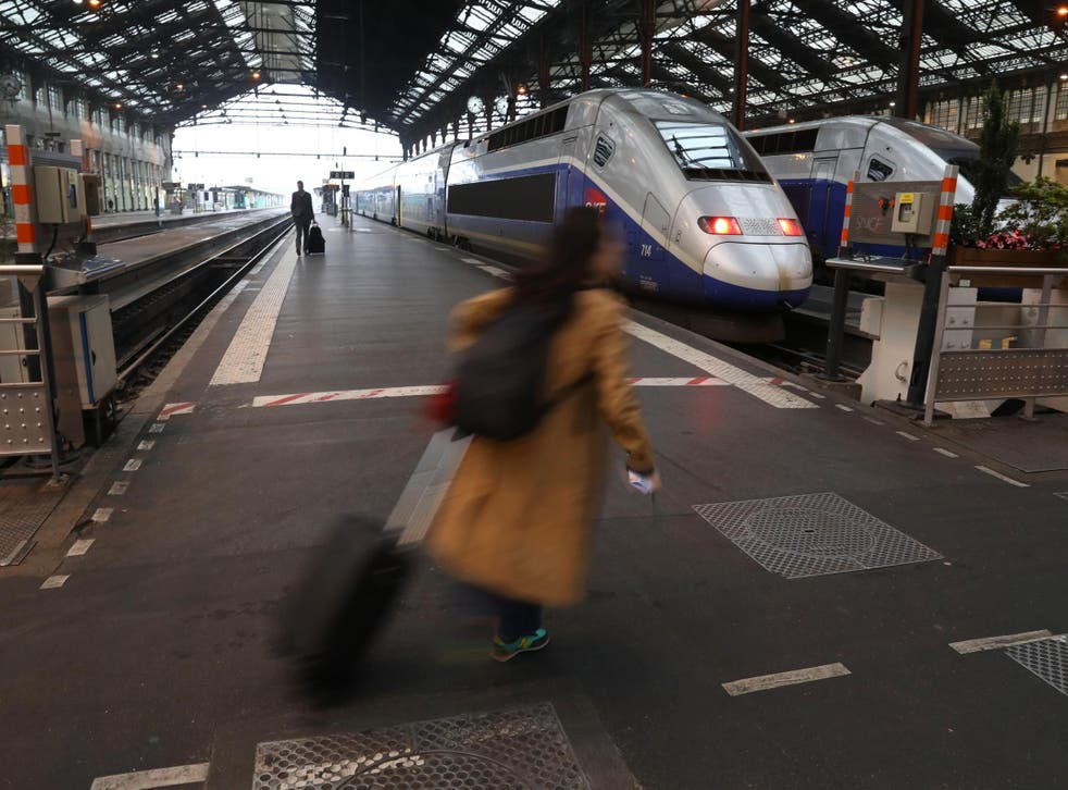 Gare wars: Paris Lyon, location for the original TGV, will soon open up to competition