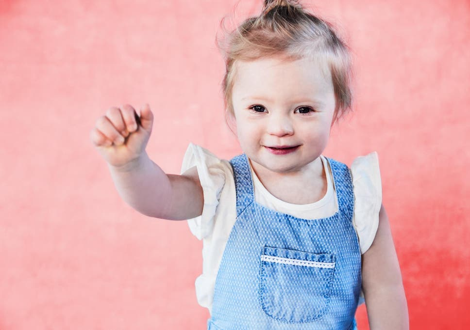 b8a209b4022e Toddler with Down's syndrome lands Matalan modelling contract | The ...