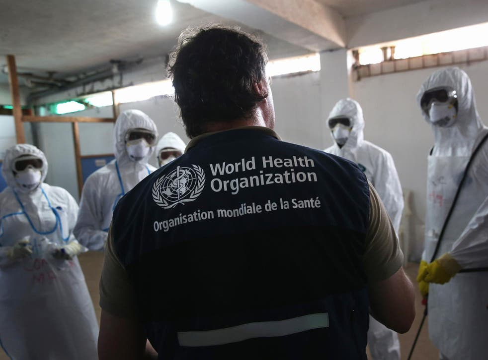 The WHO has confirmed a second case of Ebola in the Democratic Republic of Congo