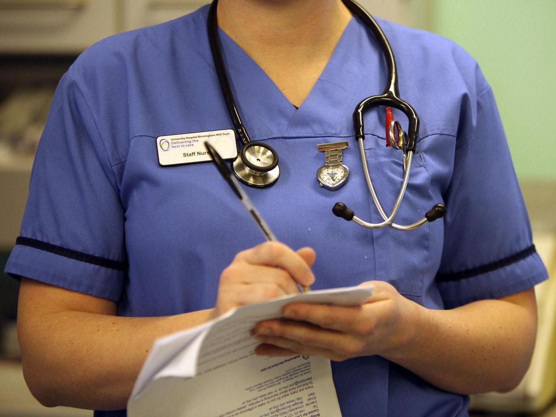 Nursing salaries are on the upswing