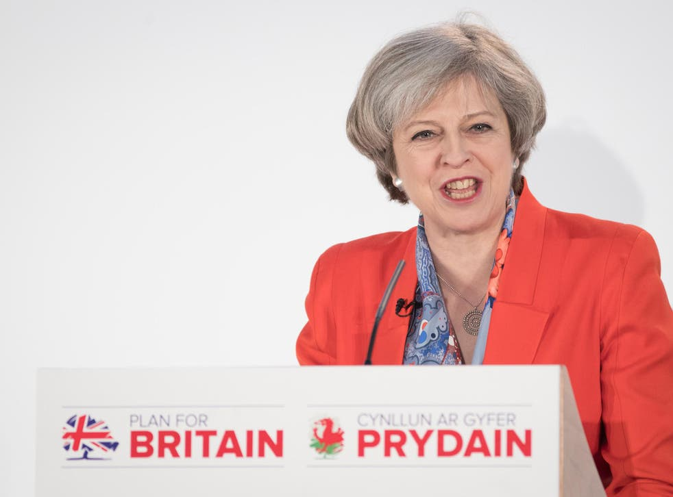 In a speech to the party faithful in Cardiff, the Prime Minister said prices had soared by 158 per cent over the last 15 years, with the poorest hit by the highest tariffs