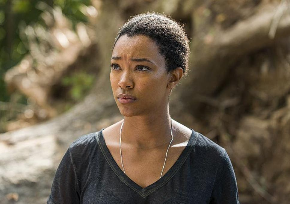 The Walking Dead season 7 finale: What happens to Sasha in