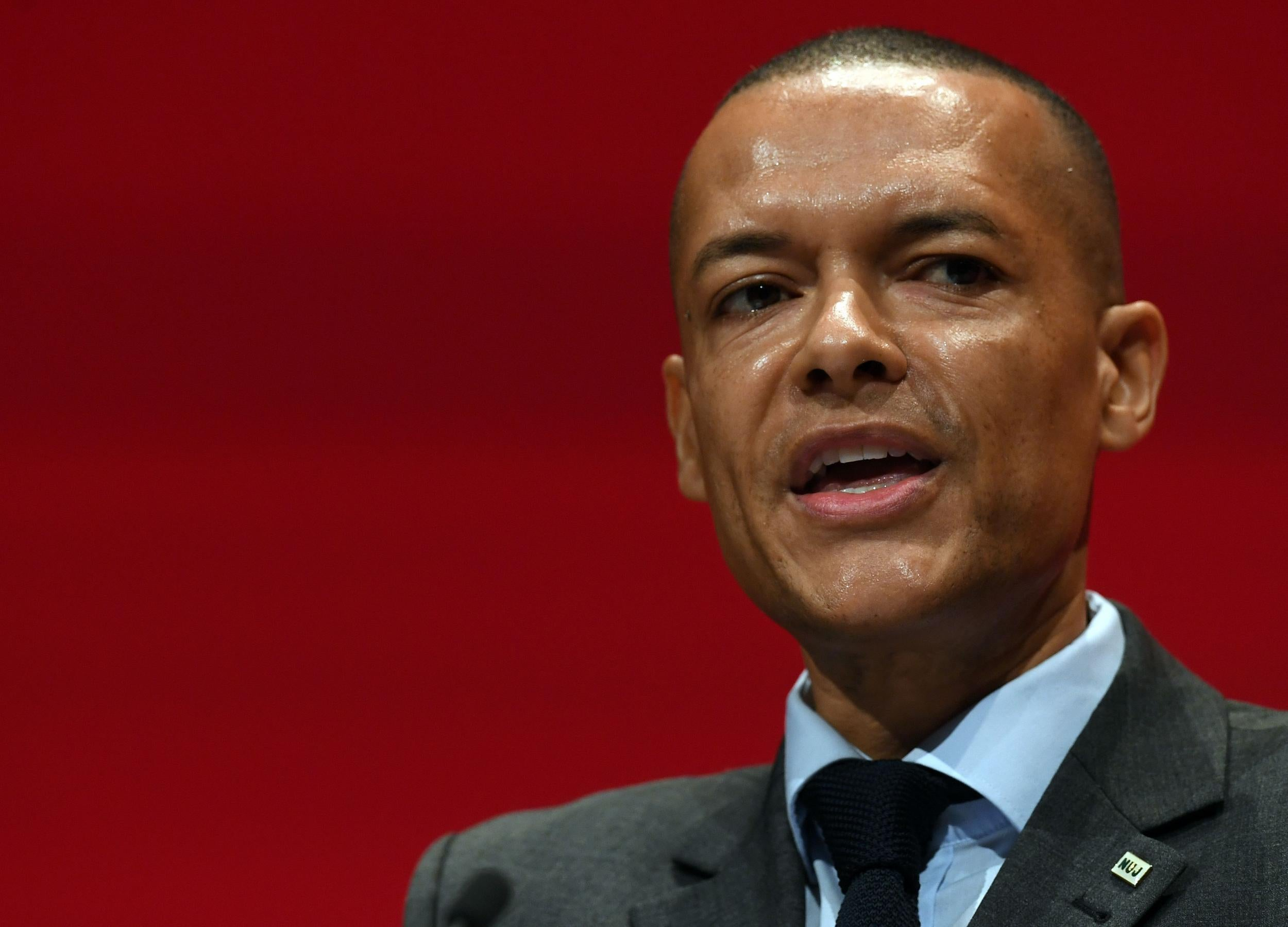 'Get on your knees b***': Clive Lewis apologises after video at Momentum event emerges