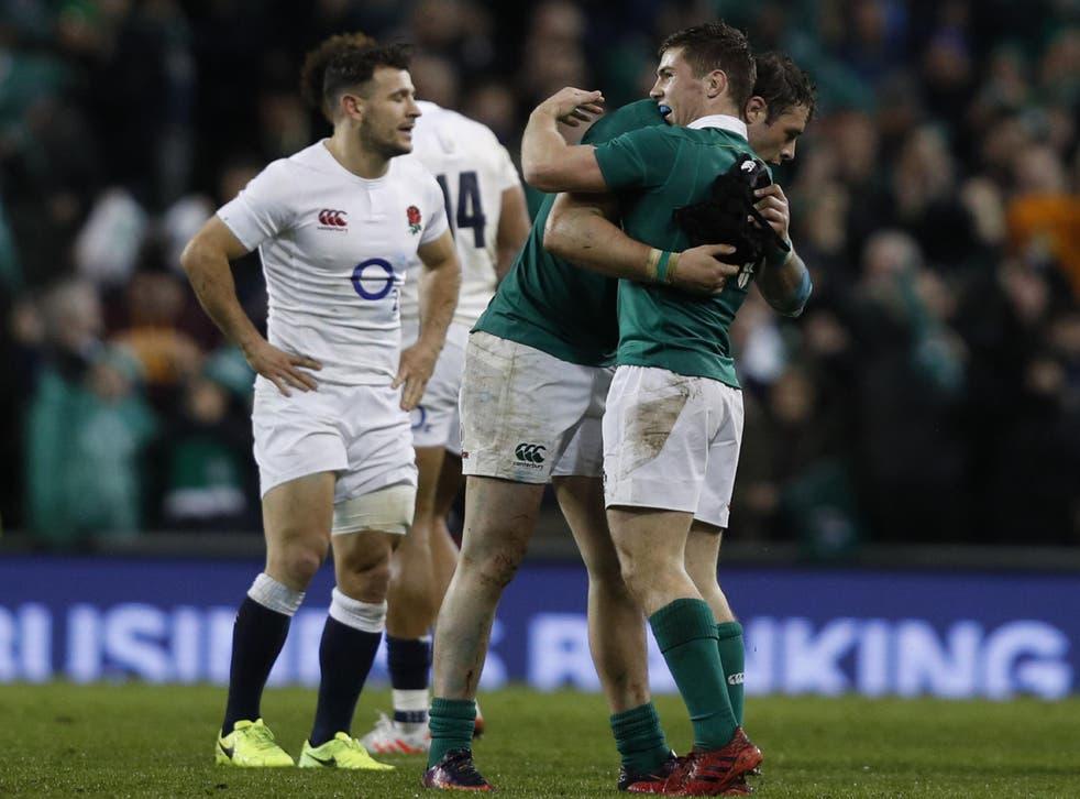 Ireland overcame injuries to Conor Murray and Jamie Heaslip