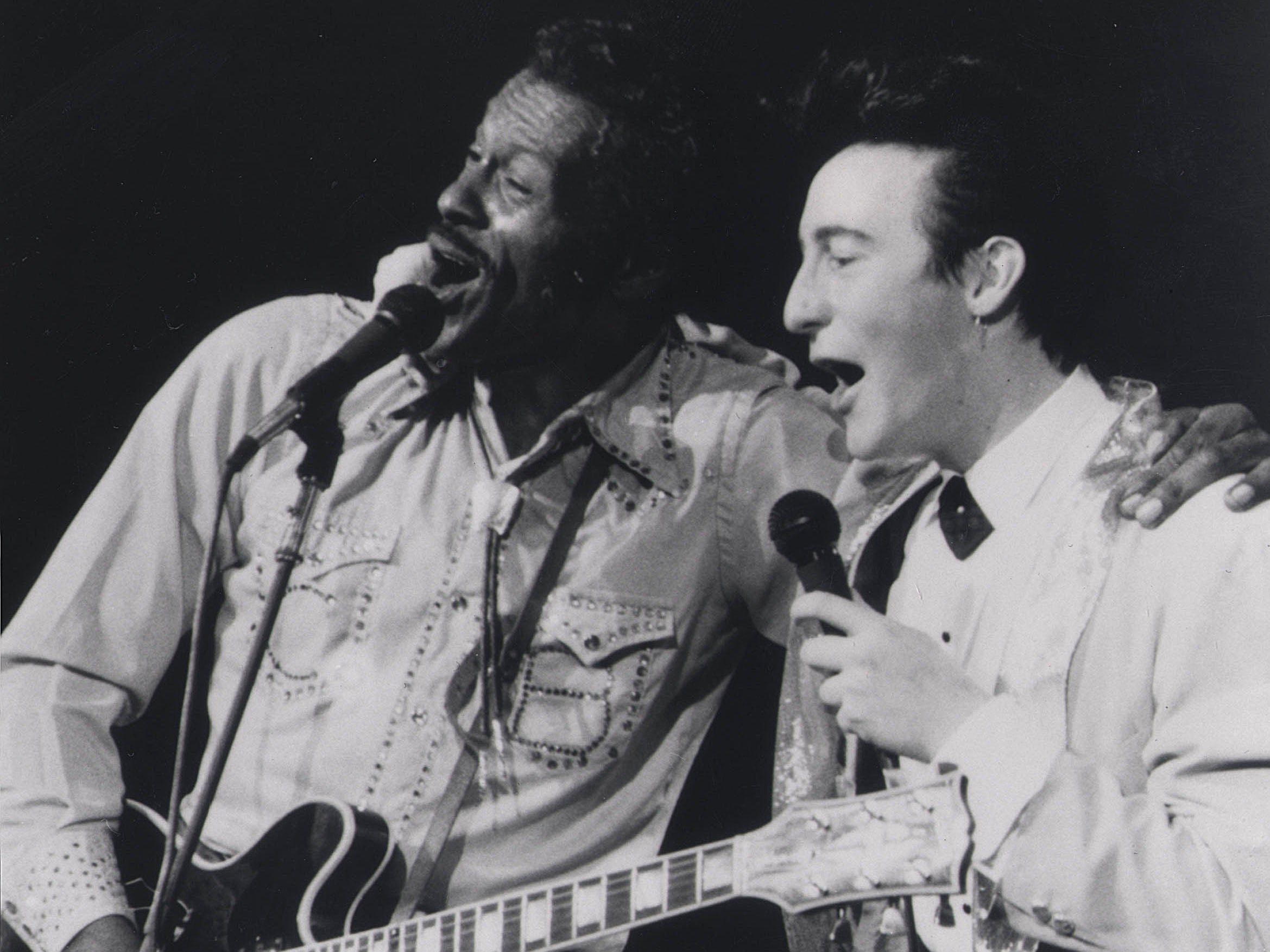 Chuck Berry Remembered There Is Not A Rock Musician Alive Who Has