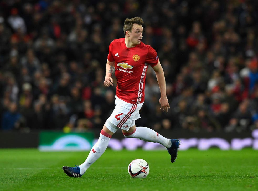 Phil Jones has finally got back to full fitness and United and England are set to benefit