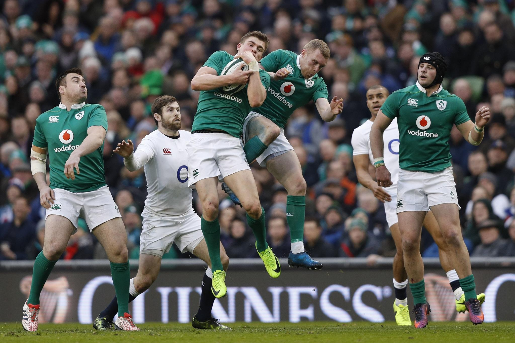 Peter O'mahony Leads Final Six Nations Team Of The Weekend After Brilliant  Return To Plot Downfall Of England  The Independent