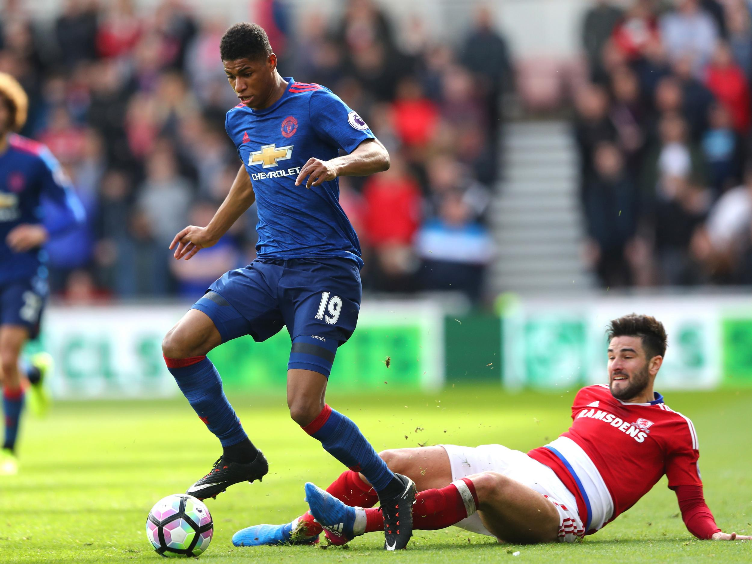 Middlesbrough vs Manchester United player ratings: Jesse