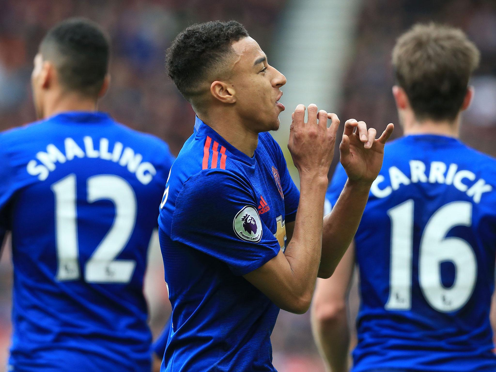 Jesse Lingard Reveals Inspiration Behind New Celebration
