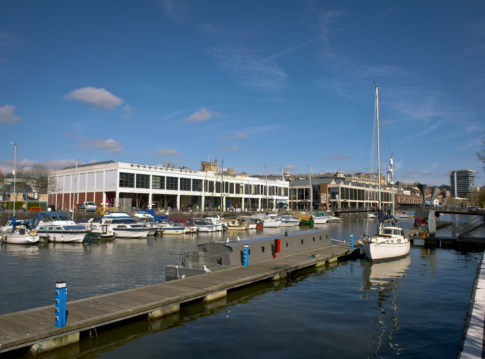 There are several waterfront nightclubs in Bristol Harbour which are a potential danger to people who may fall in and drown