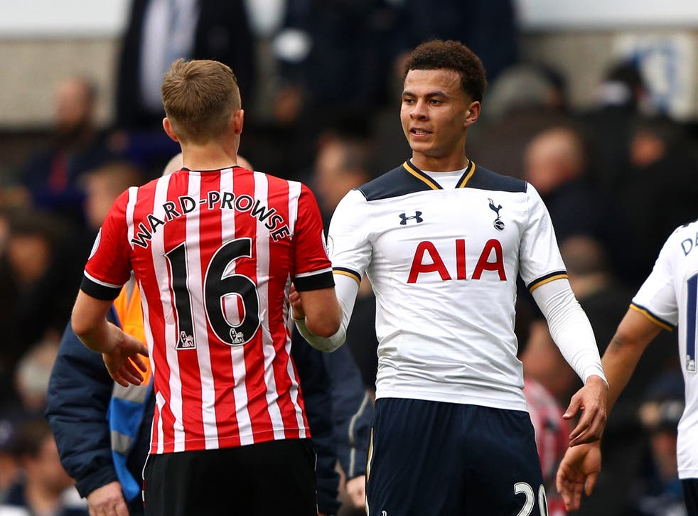Dele Alli has been playing higher up the pitch in Mauricio Pochettino's system this season