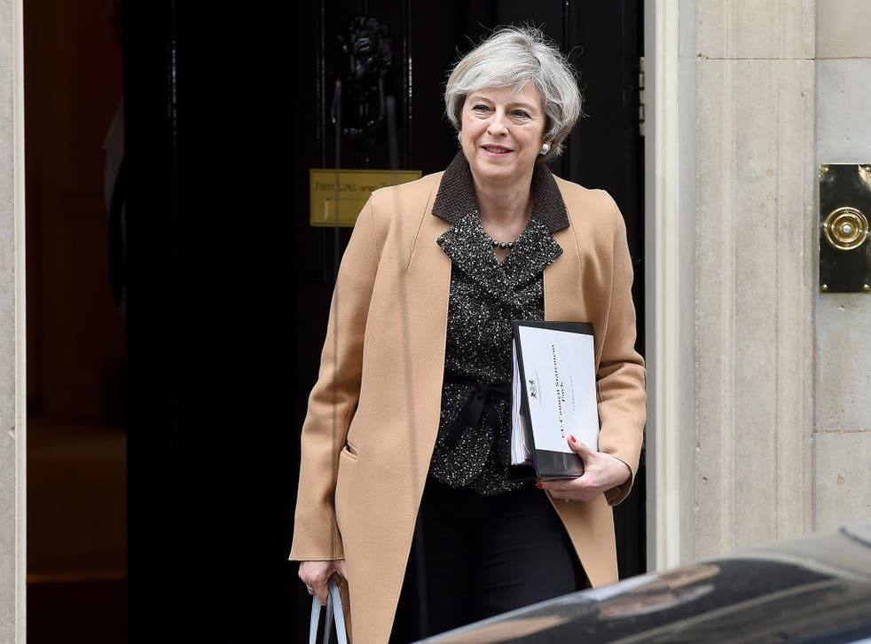 Since taking office Theresa May has maintained that she will not call an early election