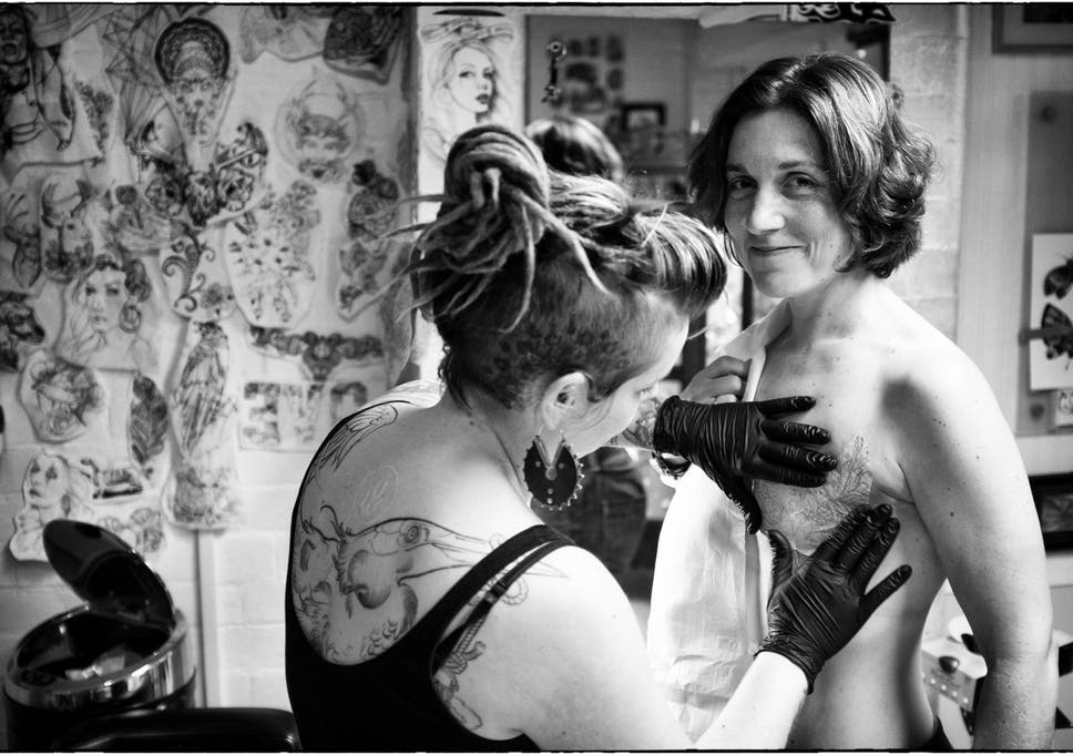 How tattoo artists are healing people with medical scars | The ...