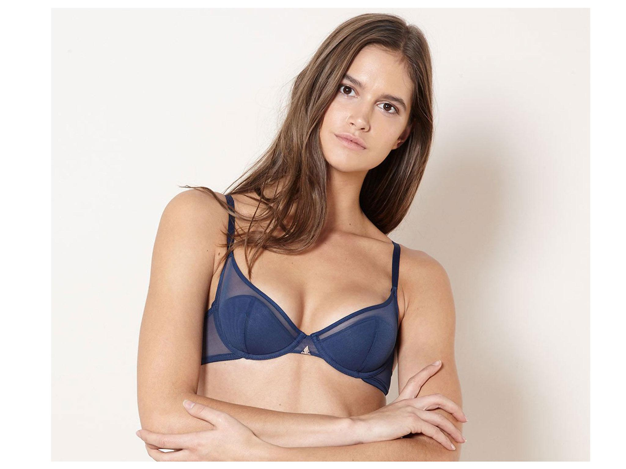 Beija Flor was founded in 2016 by two sisters who wanted to create go-to  bras without compromising on style. We love this modern-looking bra af2f01789
