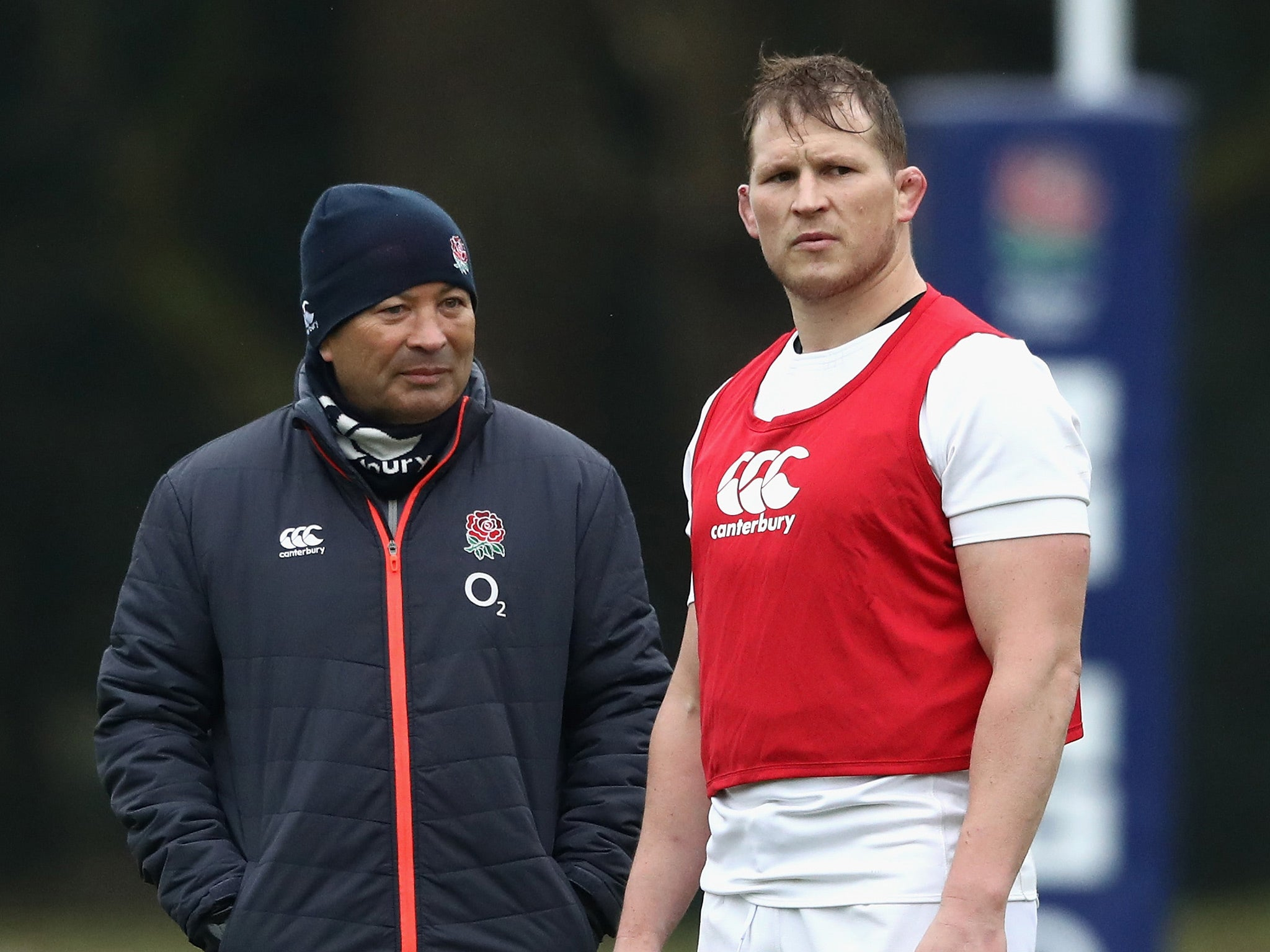 Ed Jones backs Dylan Hartley to continue as England captain but