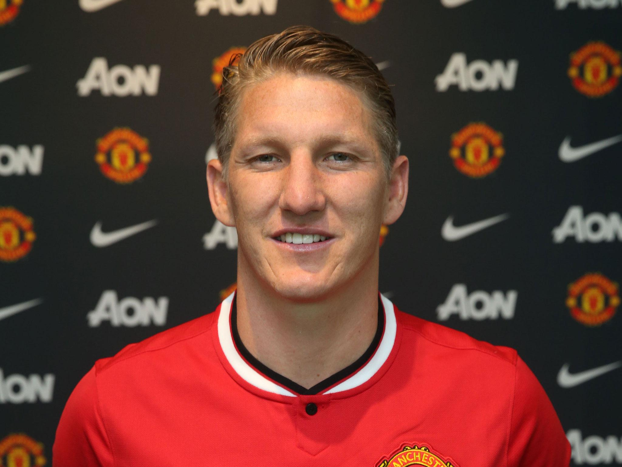 Bastian Schweinsteiger set to be e fourth Louis van Gaal signing