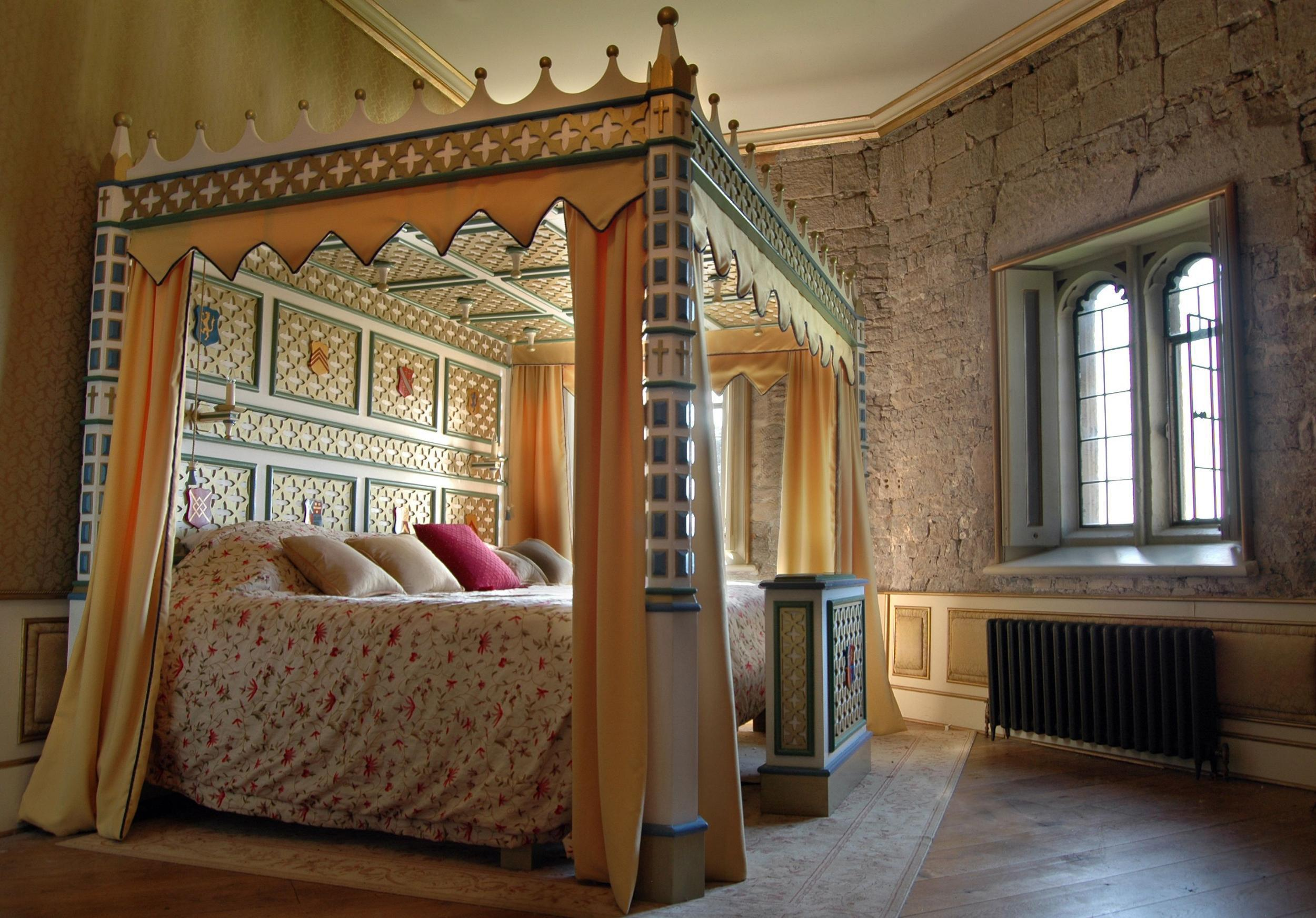 Best British castle hotels: From Game of Thrones strongholds