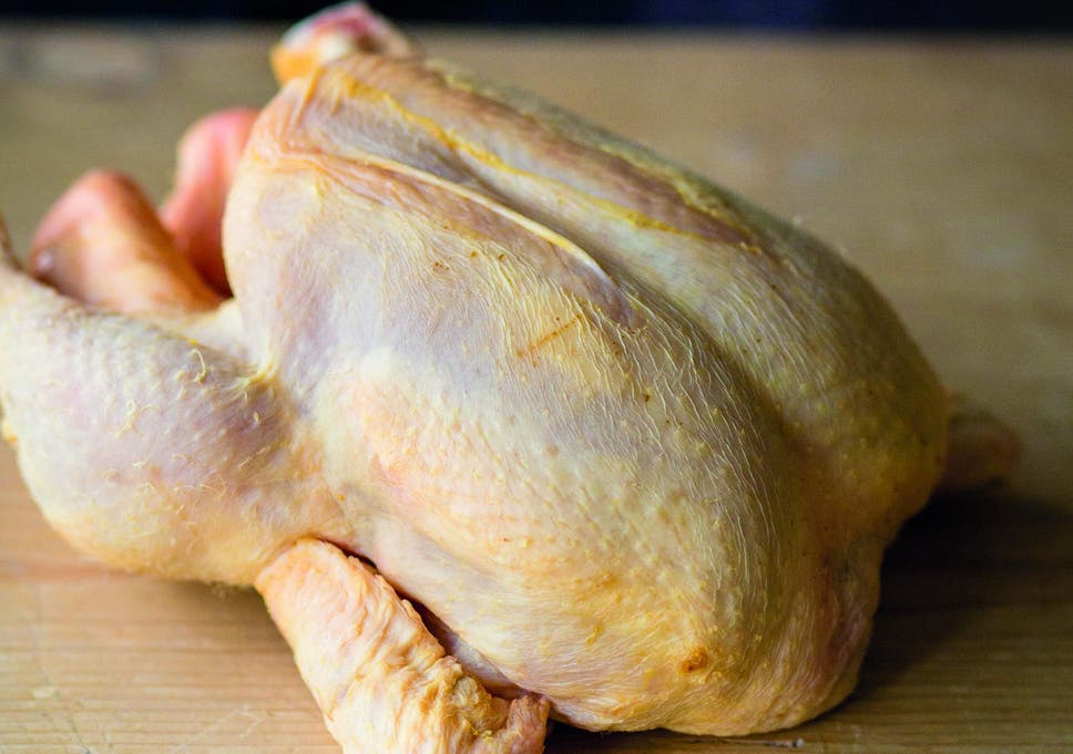 How To Joint A Chicken The Independent