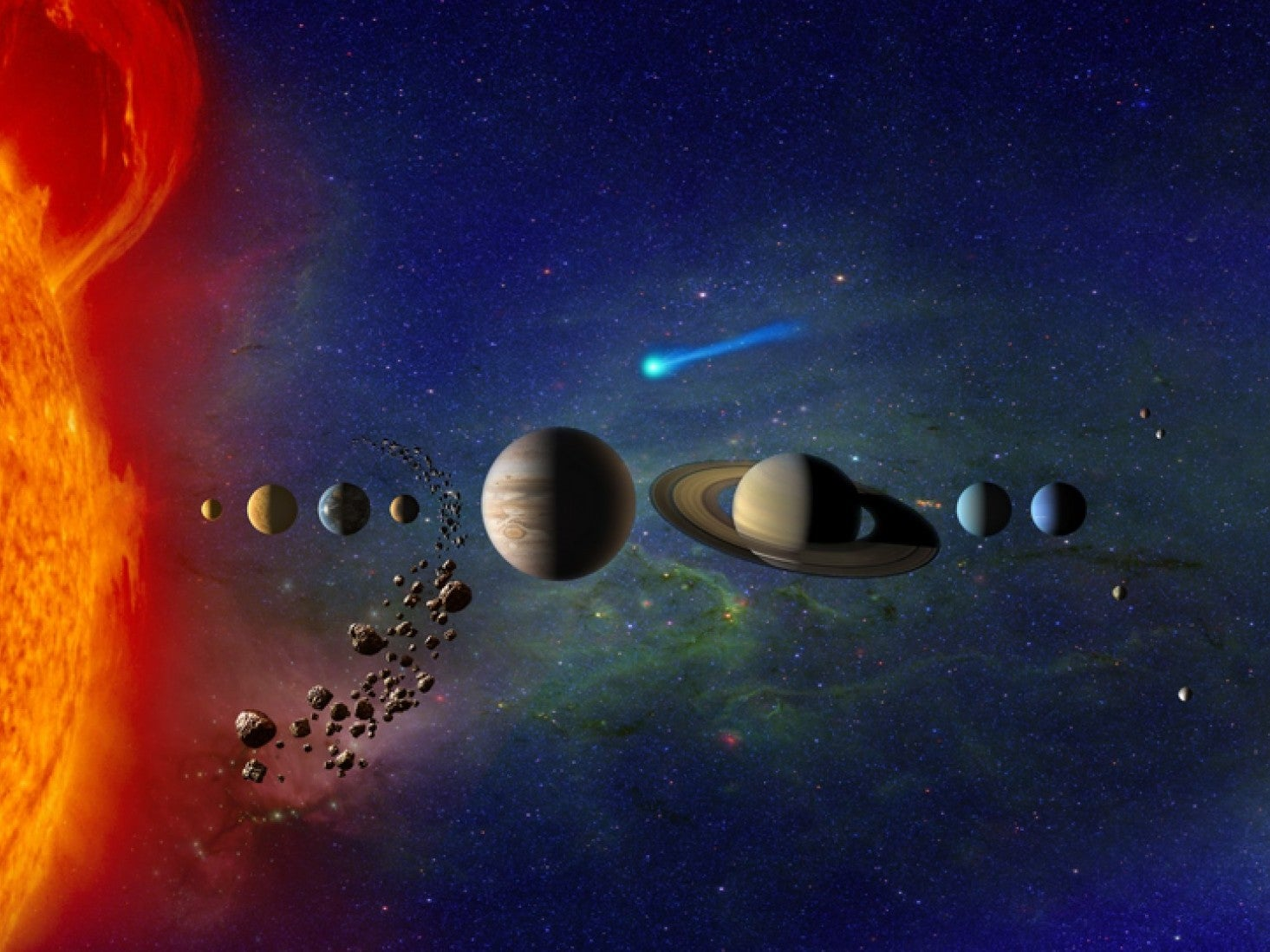 Nasa announcement today: 'Major' new mission to explore our solar system to be revealed