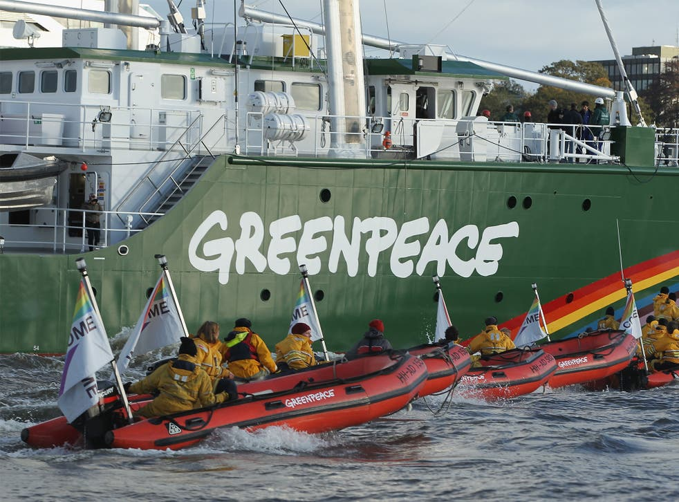 Greenpeace, which recently became the first charity to be fined for refusing to be regulated under the law, described the Act as a 'democratic car crash'