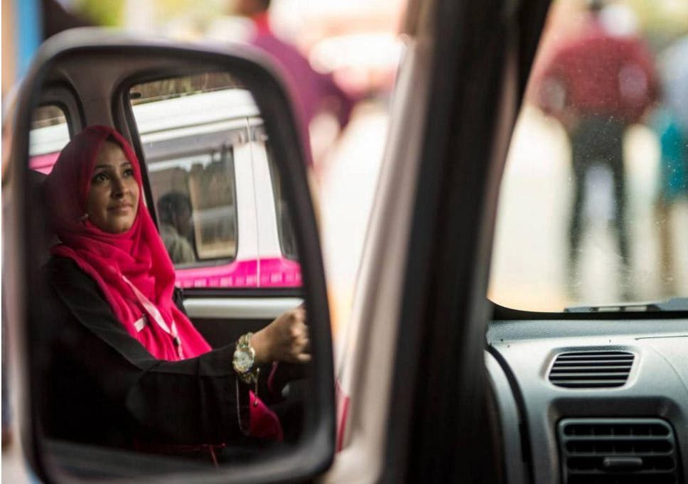 Women-only 'pink taxis' to hit streets of Pakistan | The